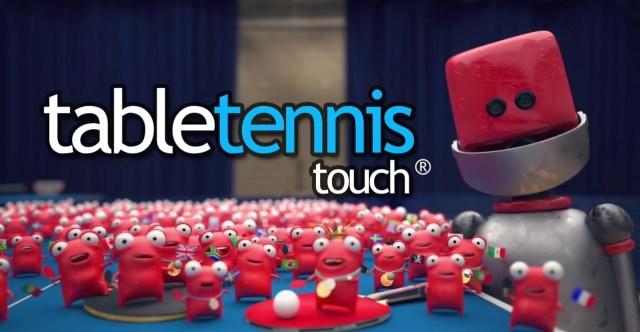 Table Tennis Touch MOD APK