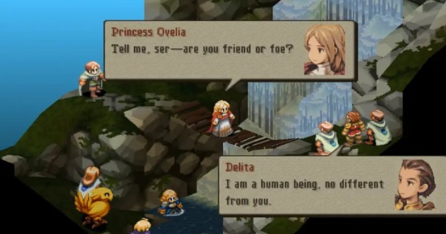 Final Fantasy Tactics MOD APK