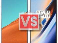 ZTE nubia X Vs OnePlus 6T