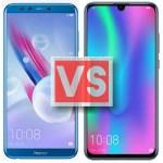 Huawei Honor 9 Lite Vs 10 Lite