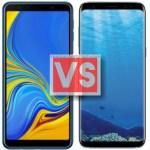 Samsung Galaxy A7 2018 Vs S8