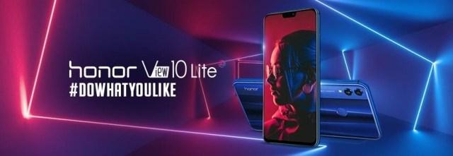 Huawei Honor View 10 Lite