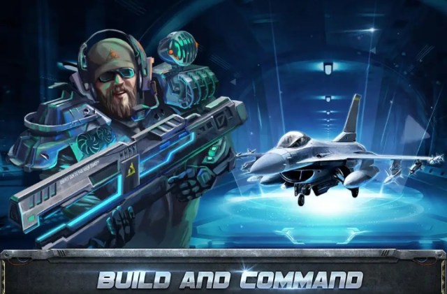 War Games - Commander MOD APK