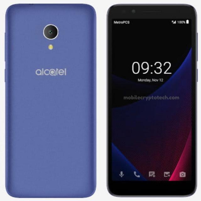 Alcatel 1X Evolve