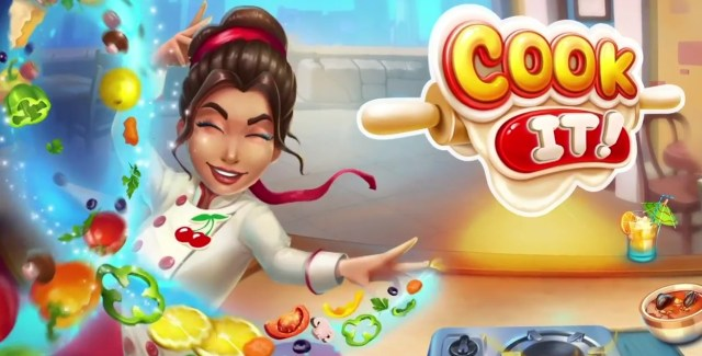 Cook It: Chef Restaurant MOD APK
