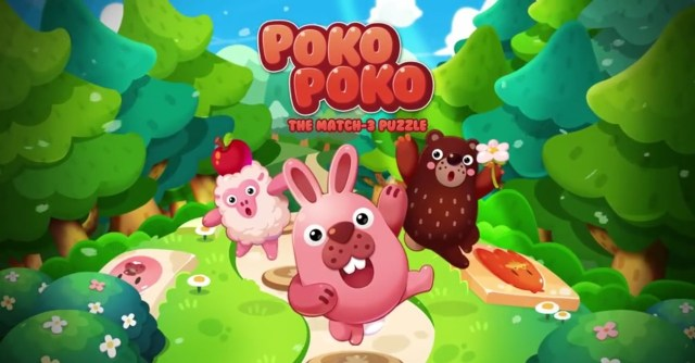 POKOPOKO The Match 3 Puzzle MOD APK