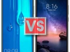 Huawei Y9 2019 Vs Xiaomi Redmi Note 6 Pro