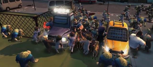 Deadly Convoy MOD APK