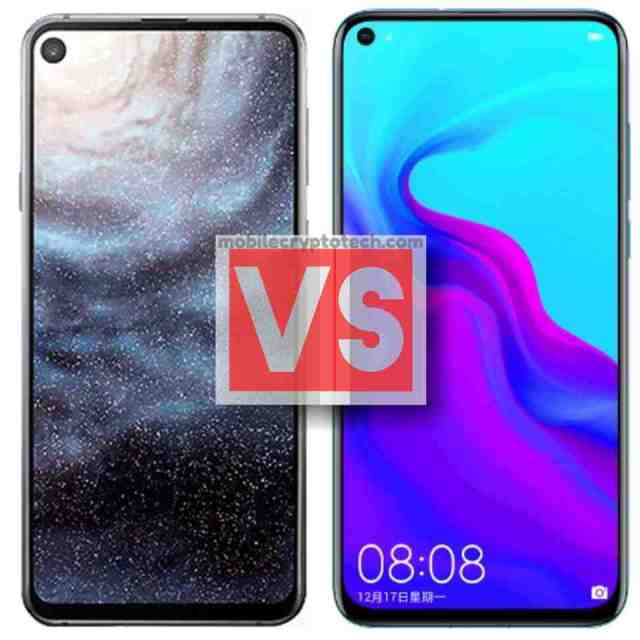 Samsung Galaxy A8s Vs Huawei Nova 4