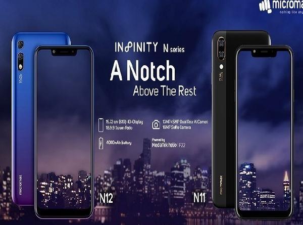 Micromax Infinity N12
