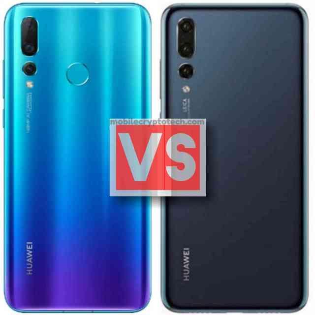 Huawei Nova 4 Vs P20 Pro