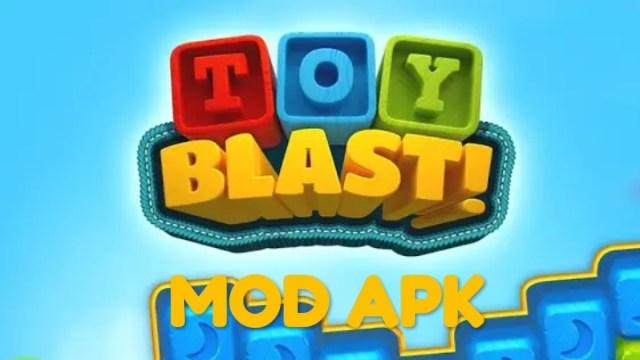 Toy Blast MOD APK