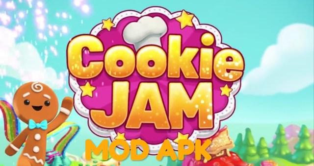 Cookie Jam MOD APK