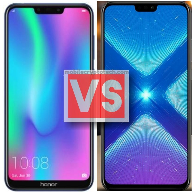 Huawei Honor 8C Vs 8X