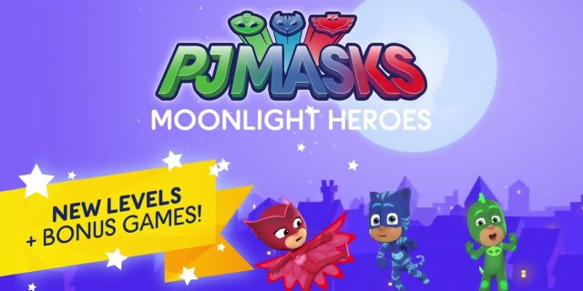 PJ Masks: Moonlight Heroes MOD APK