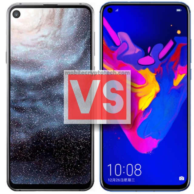 Samsung Galaxy A8s Vs Huawei Honor View 20