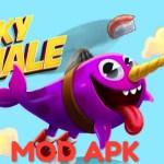 Sky Whale MOD APK