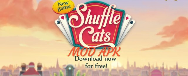 Shuffle Cats MOD APK