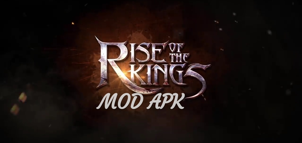 Rise Of The Kings MOD APK Hack Unlimited Gems, Money