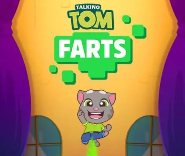 Talking Tom Farts MOD APK