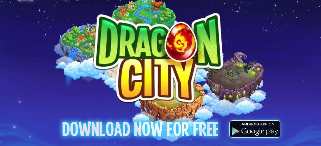 Dragon City MOD APK Hack Unlimited Gems, Money, Food, Gold