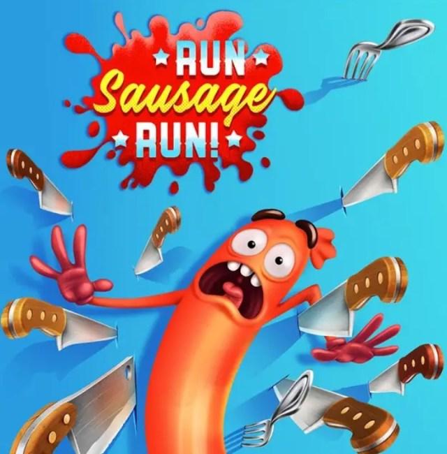 Run Sausage Run MOD APK