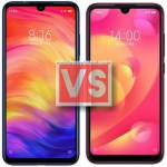Xiaomi Redmi Note 7 Vs Mi Play