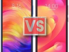 Xiaomi Redmi Note 7 Vs Mi Play