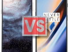 Samsung Galaxy A8s Vs OnePlus 6T