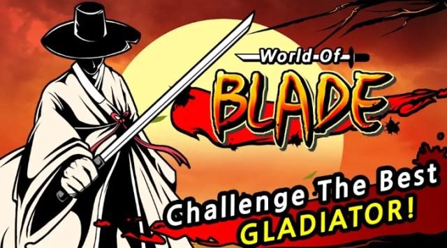 World Of Blade: Zombie Slasher MOD APK