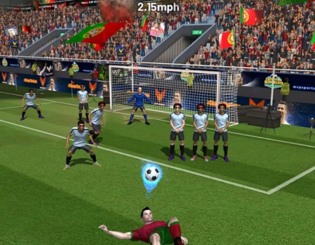 Ronaldo: Soccer Clash MOD APK