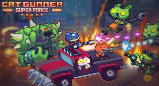 Cat Gunner: Super Force MOD APK