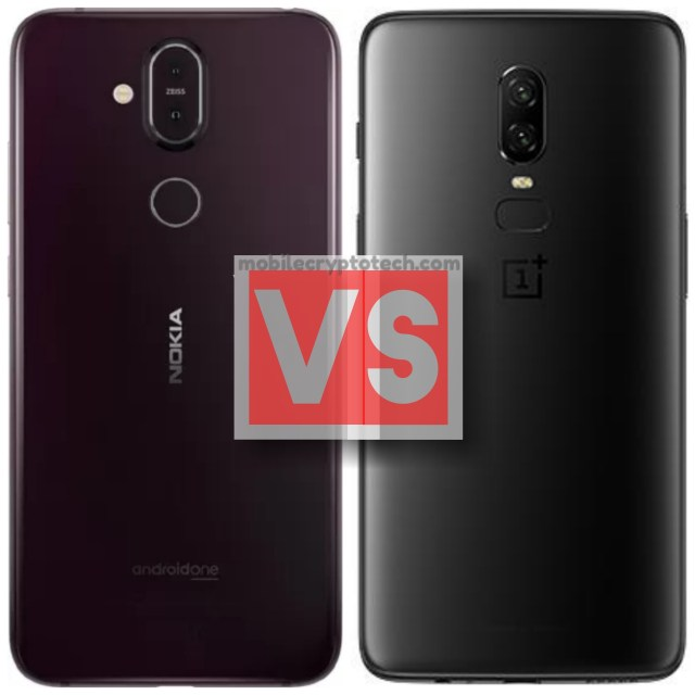 Nokia 8.1 Vs OnePlus 6