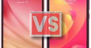 Xiaomi Mi 8 Lite Vs Mi Play