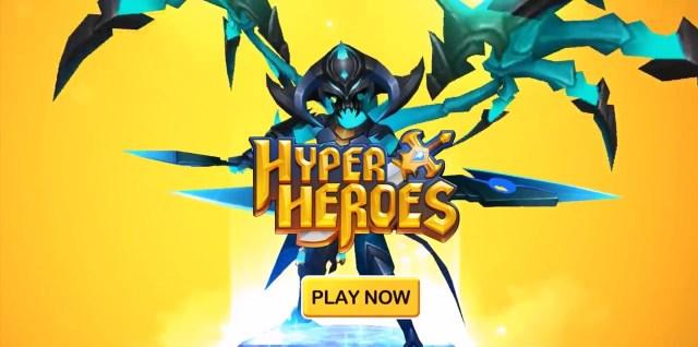 Hyper Heroes MOD APK
