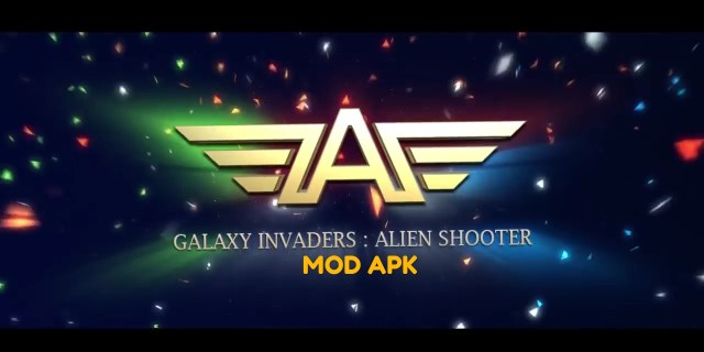 Galaxy Invaders: Alien Shooter MOD APK