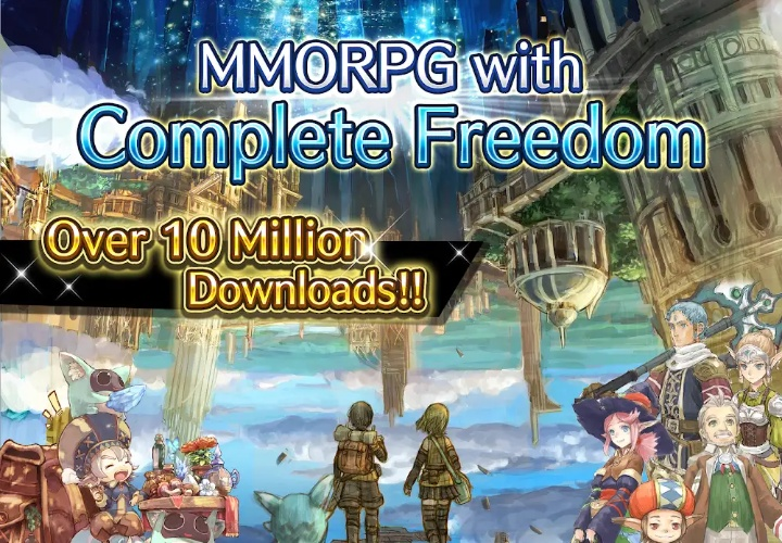 RPG Toram Online MOD APK