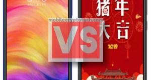 Xiaomi Redmi Note 7 Vs Note 7 Pro