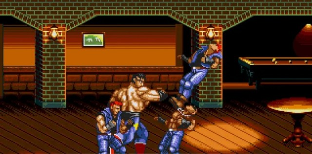 Streets of Rage 2 Classic MOD APK