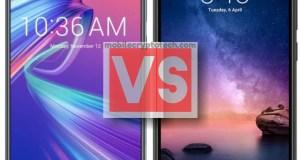 ASUS Zenfone Max Pro M2 Vs Xiaomi Redmi Note 6 Pro