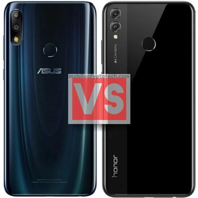 ASUS Zenfone Max Pro M2 Vs Honor 8X