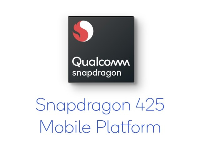 Qualcomm Snapdragon 425 MSM8917