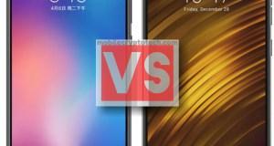 Xiaomi Mi 9 SE Vs Pocophone F1