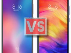 Xiaomi Mi 9 SE Vs Redmi Note 7