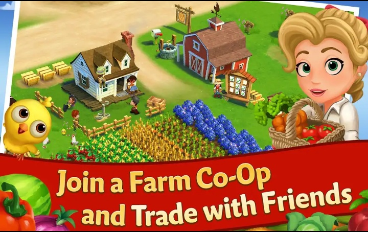 farmville 2 mod apk unlimited coins and keys