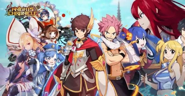 Knights Chronicle MOD APK