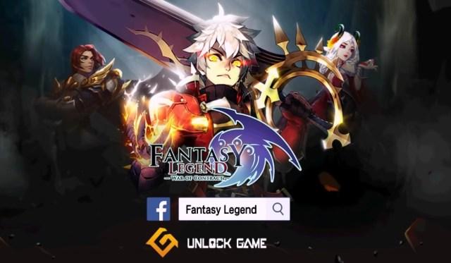 Fantasy Legend MOD APK