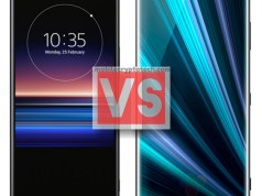 Sony Xperia 1 Vs XZ3