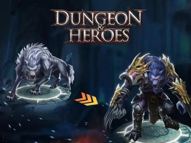 Dungeon & Heroes: 3D RPG MOD APK