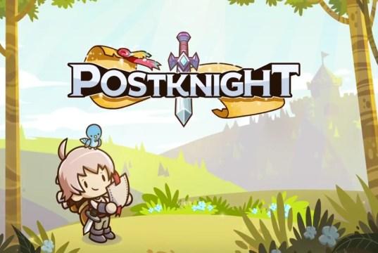 Postknight MOD APK